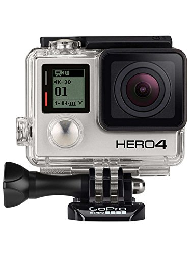 GoPro HERO4 Black Adventure Actionkamera (12 Megapixel, 41,0 mm x 59,0 mm...