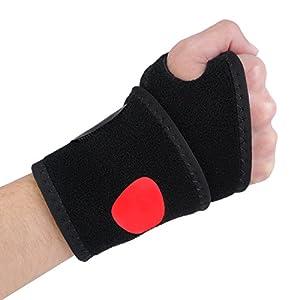 OUTAD Protection Poignet Sport Musculation Support Poignet Gymnastique Wristband Protège Poignet Wraps Bandage Main Brace Protecteur