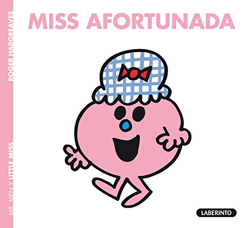 MISS AFORTUNADA (Mr. Men y Little Miss) por ROGER HARGREAVES