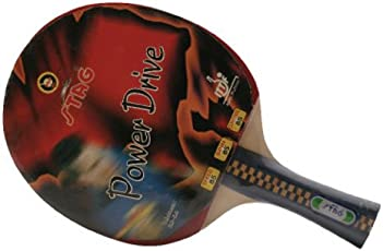 Stag Power Drive, 1 Racquet, 1 Cover, 2 Balls