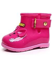 Bambini stivali,WINWINTOM Bambini caldi Ragazzi Ragazze Martin Scarpe da Sneaker Bambini Bambini Scarpe Casual (26,