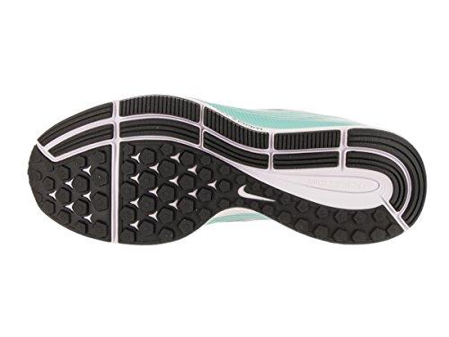 AURORA GREEN Damen Nike Wmns WHITE Air Zoom 34 Laufschuhe Pegasus BLACK pwqSC