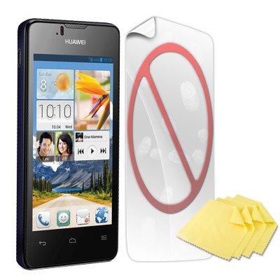 numia Bildschirmschutzfolie kompatibel mit Huawei Ascend Y300 Schutzfolie Ascend Y300 Folie Matt