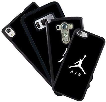 zoilastore Hülle Tasche Handy für Alle die Mobile mit Dein Design Foto Jordan Air Basketball Basket Gehäuse Hinten Schutz- Hülle Anti-rutsch Gel- TPU - Samsung Galaxy j5 (2017)