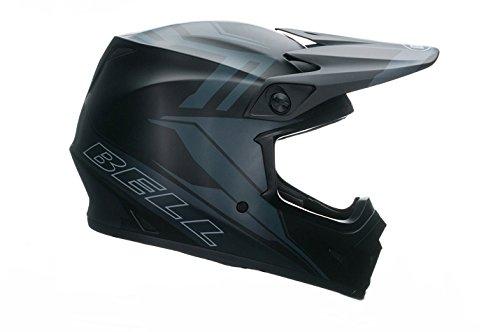 Bell Helmets MX 2015 MX-9 Casco Adulto, color Barricade Negro, talla XXL