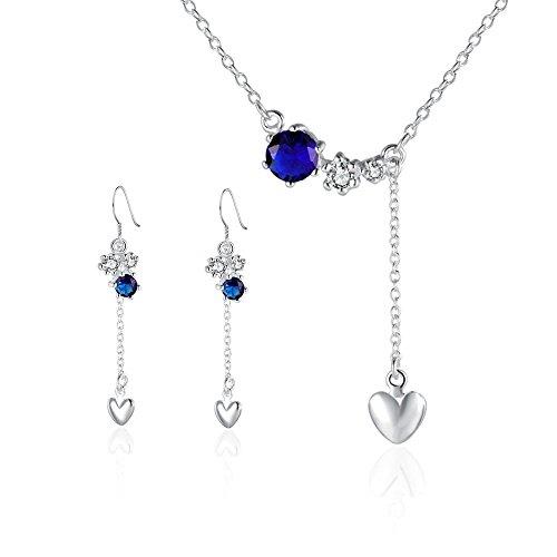 epinki-set-gioielli-placcato-argento-orecchini-collana-pendente-amore-cuore-rotondo-blu-cz-swarovski