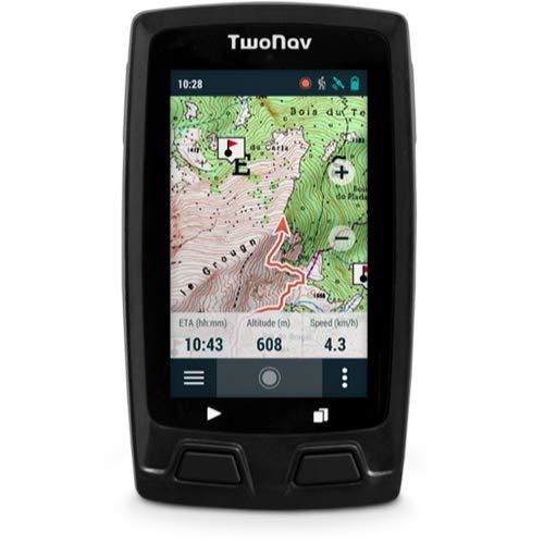 TwoNav Horizon Gris - GPS Full Connect Senderismo