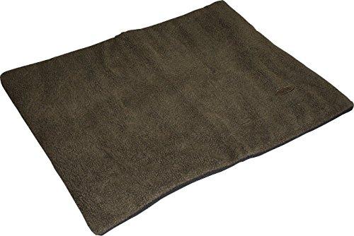 EUROHUNT Hundedecke, weiche Decke für Hund & Katze, waschbar bei 30°C, rutschfest & isolierend, ca. 70x100cm