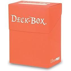 Ultra Pro Deck box melocoton 80 cartas