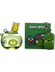 ANGRY BIRDS Coffret Cadeau King Pig Eau de Toilette 50 ml + Bloc Notes + Collier