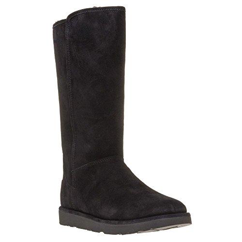 UGG Damen - Stiefel ABREE II 1016590 - nero, Größe:37 EU (Schwarz Ugg Stiefel Frauen Größe 6)