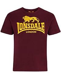Amazon T UomoAbbigliamento E Camicie ShirtPolo itLonsdale J3clKTF1