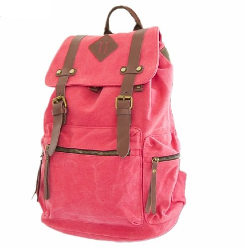 iDream - 2014 nouveau sac à dos sac en toile d'épaule pour école hiking camping randonnée voyage etc. - 32cm * 18cm * 43cm - pour ordinateur jusqu'à 1...