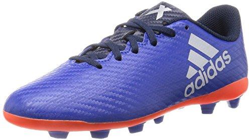 Adidas x 16.4FXG Chaussures de Football-ba8290croyal bleu/rouge