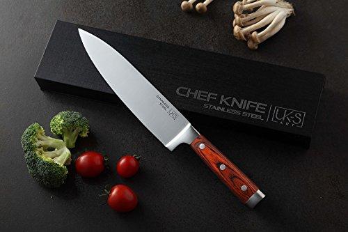 Uk s coltello da cucina professionale cm lama molto affilata