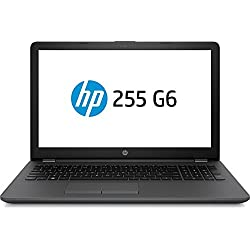 "HP 255 G6 - Ordenador portátil de 15.6"" (AMD E2-9000, 4 GB de RAM, 500 GB de disco duro, Windows 10 Home) color negro - teclado QWERTY español"