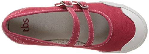 Tbs Olanno Women Sandals Rouge (rubis)
