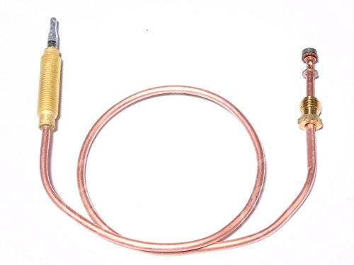 Preisvergleich Produktbild Gico Thermoelement für Gasherd 64-222F,  64-222FCE,  64-040F-FV,  64-222FE Länge 450mm M8x1 M8x1