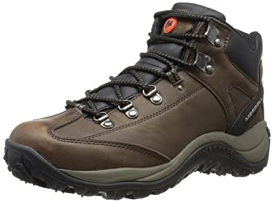 Merrell Hikepoint Mid Trekker, Men's Trekking and Hiking Boots, J100001C, Brown (Espresso), 11 UK