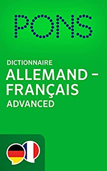 Pons dictionnaire allemand fran ais advanced pons for Pons worterbuch franzosisch