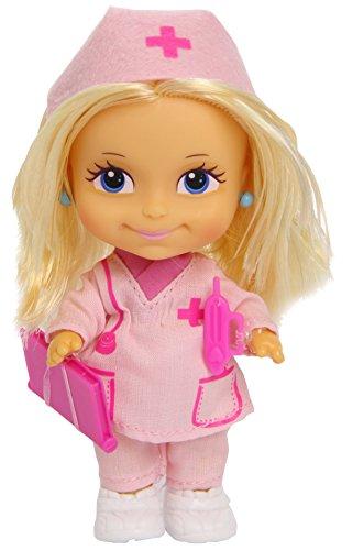 FEBER Barriguitas - Muñeca Profesiones (No se puede elegir modelo) , Juguete Muñecas A partir de 4 años