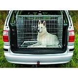 Jaula para perros TRIXIE transporte zincada [5 tamaños]