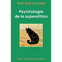 Psychologie de la superstition
