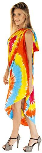Bademode Verpackung Pareo Badeanzug Rock Badebekleidung Frauen Sarong Pool tragen Badeanzug Zeitkleidung verschleiern Cadmiumgelb Gelb~~Pos=Headcomp