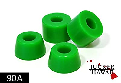 JUCKER HAWAII Longboard Bushings / Lenkgummis 90A grün
