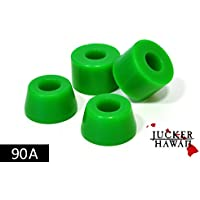 Jucker Hawaii Longboard Bushings/Bushings 90 A Green by Mike Jucker Hawaii