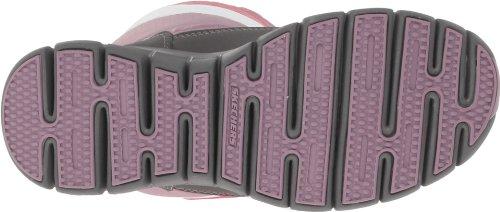 Skechers SynergyQuack 47999 Damen Schlupfstiefel Violett (PRMT)