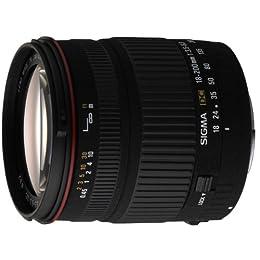 Sigma - Objetivo 18-200 mm f/3.5-6.3 DC para Pentax y Samsung DSLR