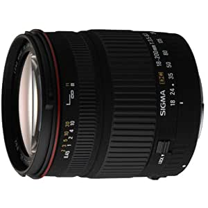 Sigma Objectif 18-200 mm F3,5-6,3 DC - Monture Canon