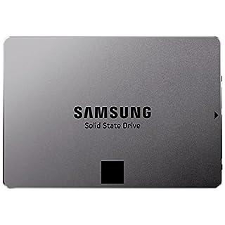 Samsung MZ-7TE120BW Serie 840 EVO Basic interne-SSD-Festplatte (6,4 cm (2,5 Zoll) (120GB, 256MB Cache, SATA III,) silber metallic (B00E3W15P0) | Amazon price tracker / tracking, Amazon price history charts, Amazon price watches, Amazon price drop alerts