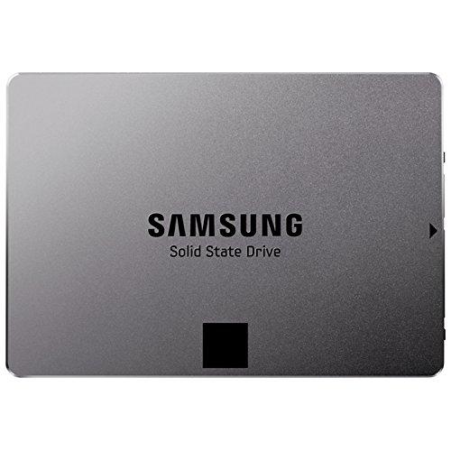 Serie 840 EVO Basic interne SSD-Festplatte (6,3 cm (2,5 Zoll) (500GB, 512MB Cache, SATA III) metallic silber ()