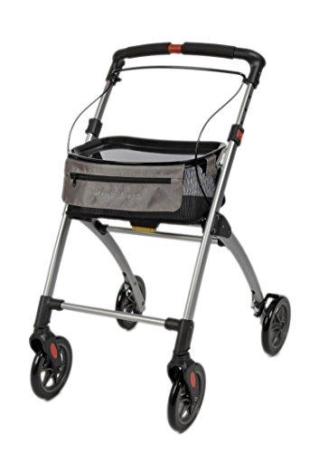 Wheelzahead Rollator INDOOR, Wohnungsrollator, nur 6,6kg, von aktivleben24