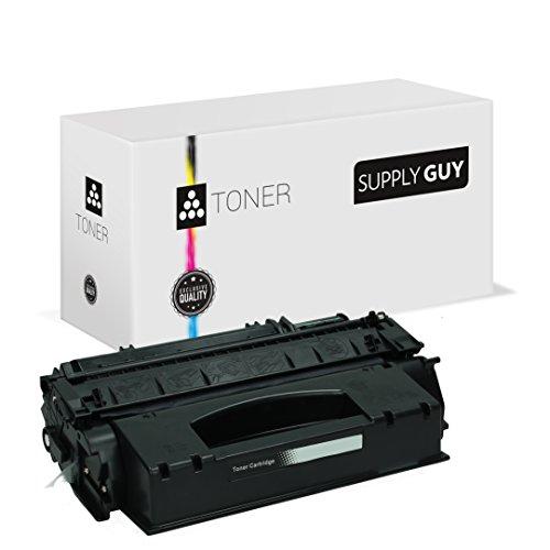 Toner kompatibel zu HP 49X Q5949X Schwarz passend für LaserJet 1320 1320n 1320nW 1320TN 3390 3392 Lasershot LBP-3300 LBP-3360 I-Sensys LBP-3300 LBP-3360