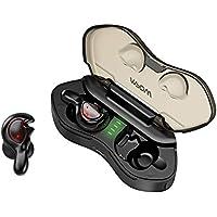 Mpow Auricolari Bluetooth Senza Fili, Auricolari Wireless 5.0 con Custodia di Ricarica, Auricolari Wireless True Stereo Audio con IPX5 Impermeabile, Microfoni Incorporati