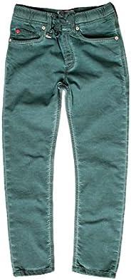 Carrera Jeans - Jogger Jeans per Bambino, Tinta Unita, Tessuto Elasticizzato