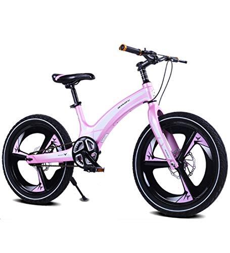 SJSF Y 24 Zoll Kinderfahrrad, Kinderfahrräder, Mädchen Und Jungen Ab 10-15 Jahre Mountainbikes 20 Zoll Kinderrad Cruiser Fahrrad Für Kinder,C -