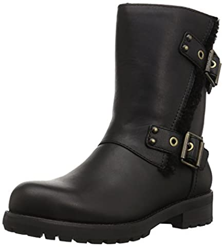 UGG - Bottes NIELS 1018607 - black, Taille:38 EU