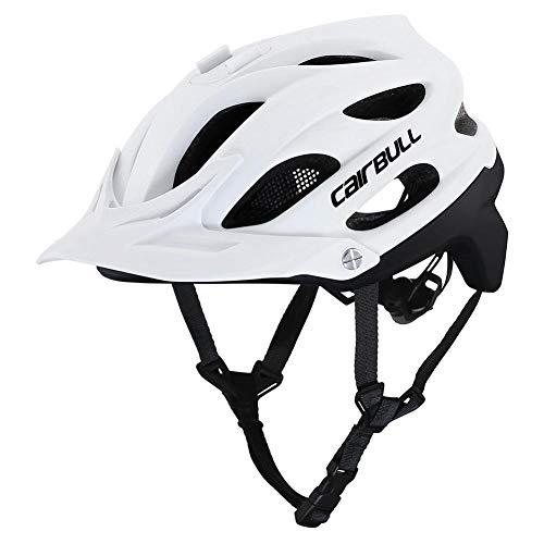 Enjoyyouselves Erwachsener Schutzhelm Verstellbarer Helm für Herren Damen Rennrad & Mountainbike Fahrradhelm (Kann mit Einer Sportkamera ausgestattet