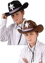 Chapeau cowboy enfant shérif