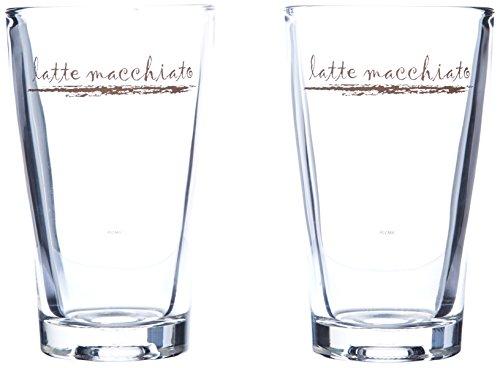 WMF Latte Macchiato Gläser-Set 2-teilig Barista 265ml