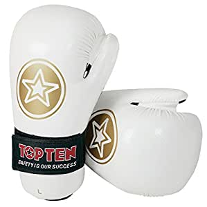 Top Ten Starfighter Glove White