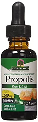 Nature's Answer Propolis, Alcohol Free 1 Fl Oz by Nature's Answer