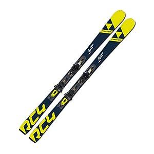 Fischer Ski RC4 Super Comp PT On-Piste Rocker Modell 2020 + Bindung RS10 Powerrail