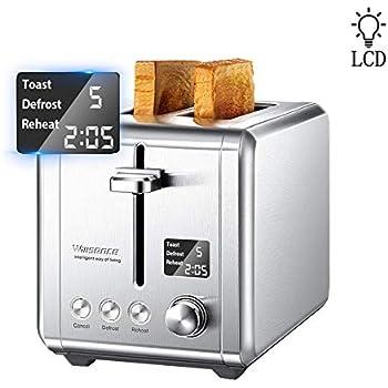 Solis 920.12 Toaster Steel Typ 8002 Edelstahlgehäuse XXL Toastschlitze