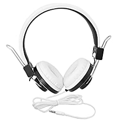 iNext IN-905 Hp BW Wired Headphone (Black and White)