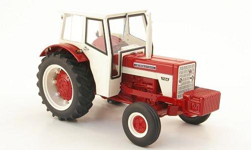 International Harvester 724, rot/weiss, Modellauto, Fertigmodell, Replicagri 1:32 -